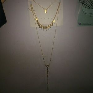 Jewelry - Time and tru necklace set